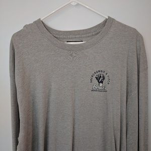 Men's Abercrombie and Fitch XXL long sleeved shirt